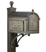 Whitehall Deluxe Mailboxes