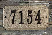 Engraved Stone Plaques